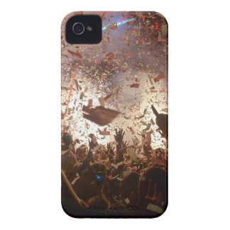 Crowd partying iPhone 4 Case-Mate case