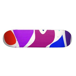Crowd 18.1 Cm Old School Skateboard Deck