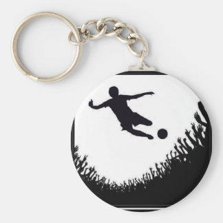 CROWD SOCCER KEY RING