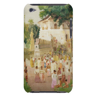 Crowds at a Monument in India, 1895 (w/c & pencil iPod Touch Case-Mate Case
