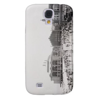 Crowds Galaxy S4 Case