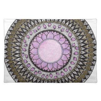Crown Chakra Mandala Placemat