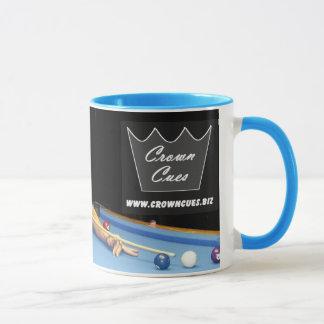 Crown Cues - Joshua Smallwood Mug
