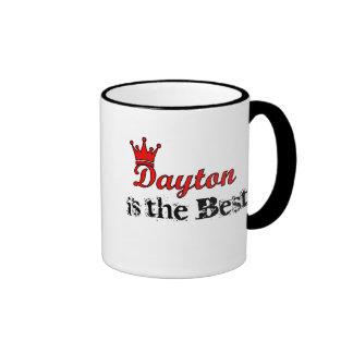 Crown Dayton Coffee Mugs