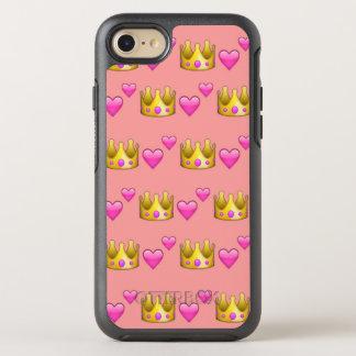 Crown Emoji iPhone 7 Otterbox Case