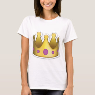 Crown Emoji Tee