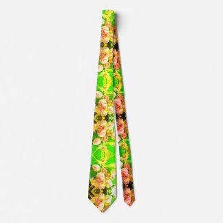 Crown Flower Tie