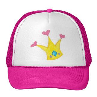 Crown Hat Pink