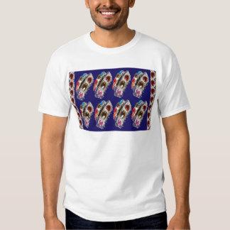 Crown Imitation Jewel Pattern KIDS Partyroom FUN Tshirt