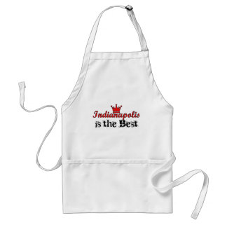 Crown Indianapolis Standard Apron