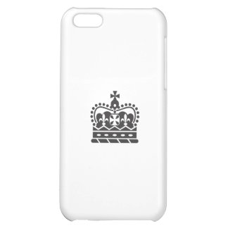 Crown Case For iPhone 5C