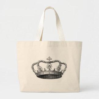 Crown Jumbo Tote