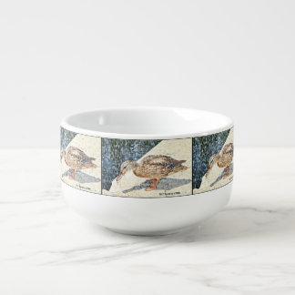 Crown King Duck Soup Mug
