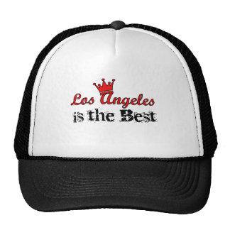Crown Los Angeles Trucker Hats