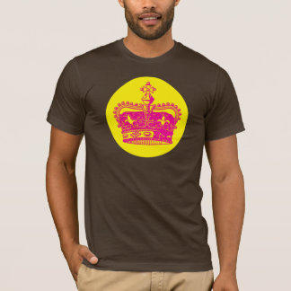 Crown (magenta) T-Shirt