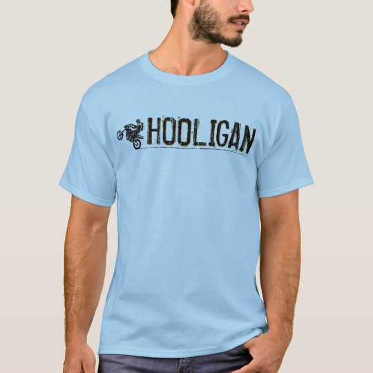Crown Moto Hooligan T-Shirt