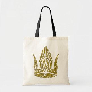 Crown of Gondor Budget Tote Bag