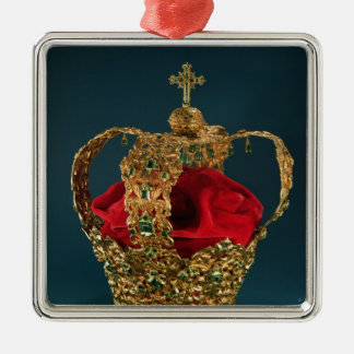 Crown of the Andes Christmas Ornament