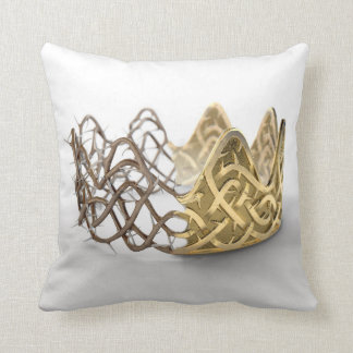 Crown Of Thorns Concept Cushion