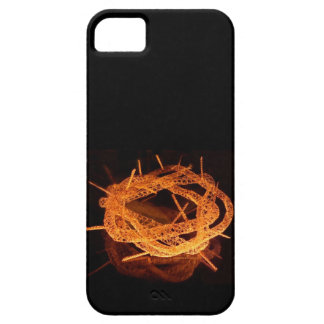 Crown of Thorns iPhone4 ID case iPhone 5 Cover