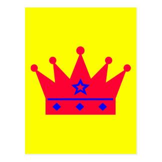 Crown Postcard