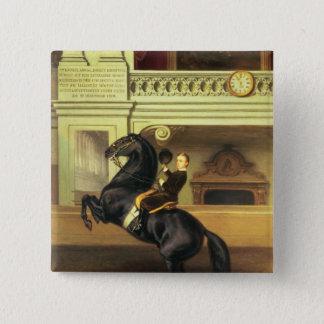 Crown Prince Rudolph of Austria 15 Cm Square Badge