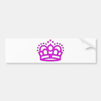 Crown Princess Bumper Sticker