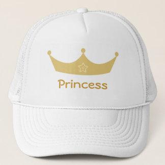 Crown Princess cap