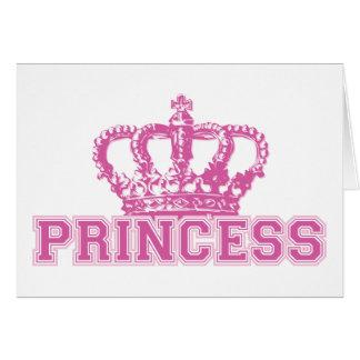 Crown Princess Card