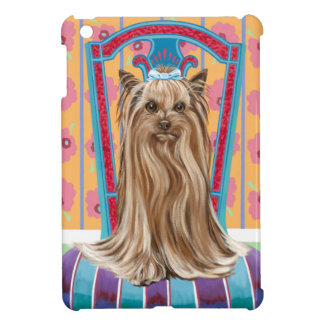 Crown Princess Yorkie iPad Mini Case