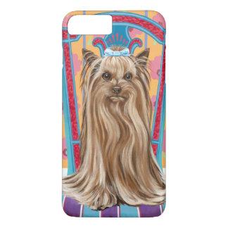 Crown Princess Yorkie iPhone 8 Plus/7 Plus Case