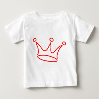 crown-red-2 baby T-Shirt