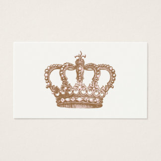 Crown Royale Business Card