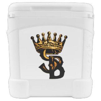 Crown S.B. cooler