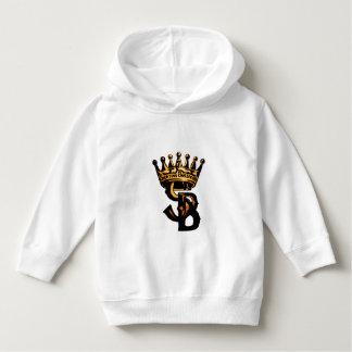 Crown S.B. toddler hoodie