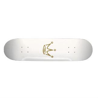 Crown Skate Board Deck