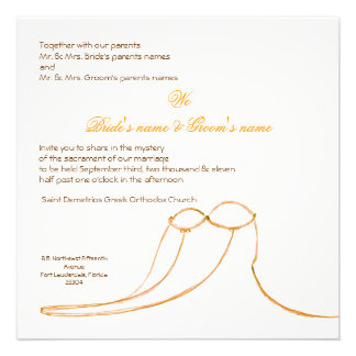 Crown them... personalized invite