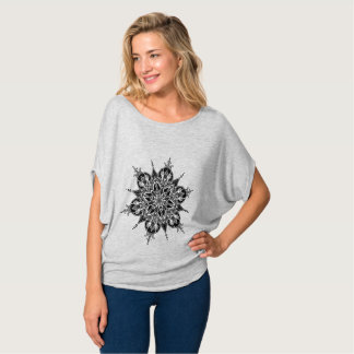Crowned Bloom T-Shirt