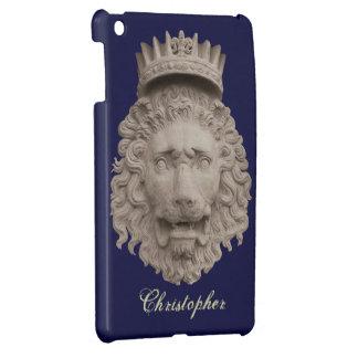 Crowned Lion iPad Mini Case Template