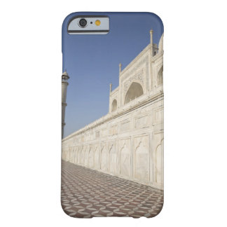 Crowned minarets at Taj Mahal, view from Chhatri Barely There iPhone 6 Case