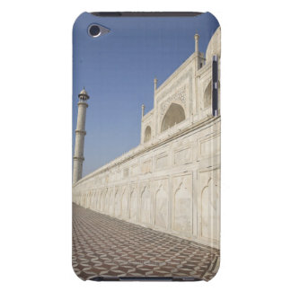 Crowned minarets at Taj Mahal, view from Chhatri iPod Touch Cases