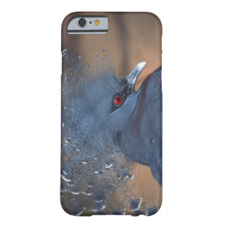 crowned pigeon barely there iPhone 6 case