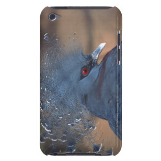 crowned pigeon barely there iPod cover