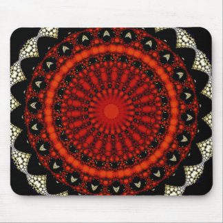 Crowning Glory Wheel Mouse Pad