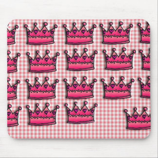 crowns mouse pad