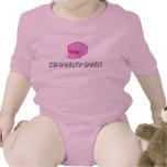 Crowntown Baby Pink Onsie Shirt