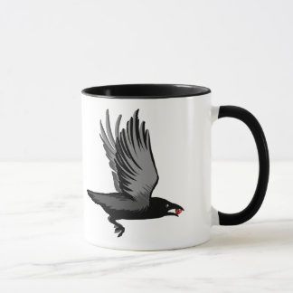 Crows and Hearts Mug