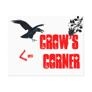 Crow's Corner official canvas