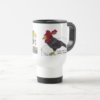 Crows Travel Mug