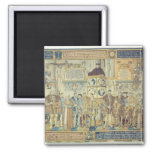 Croy Tapestry, 1554 Refrigerator Magnets